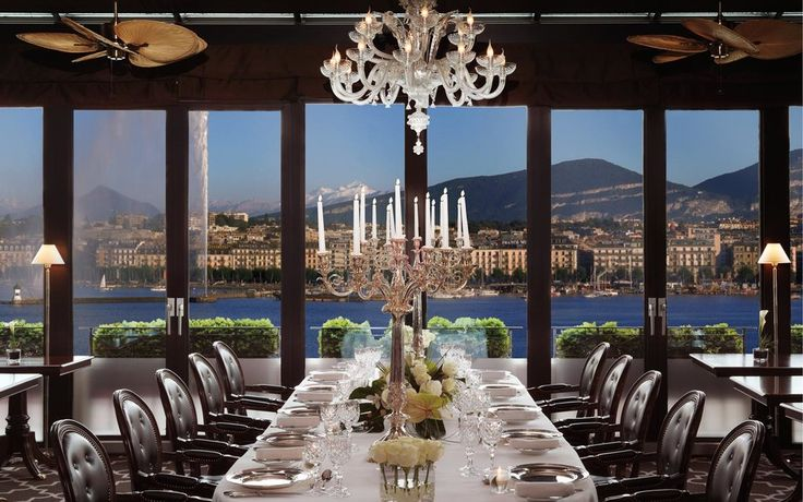 No. 9: Hotel D'Angleterre in Geneva, Switzerland