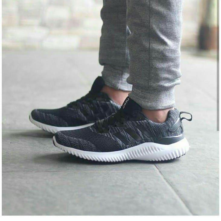 Sepatu Sneaker Adidas Running Alphabounce Harga 85k Belum