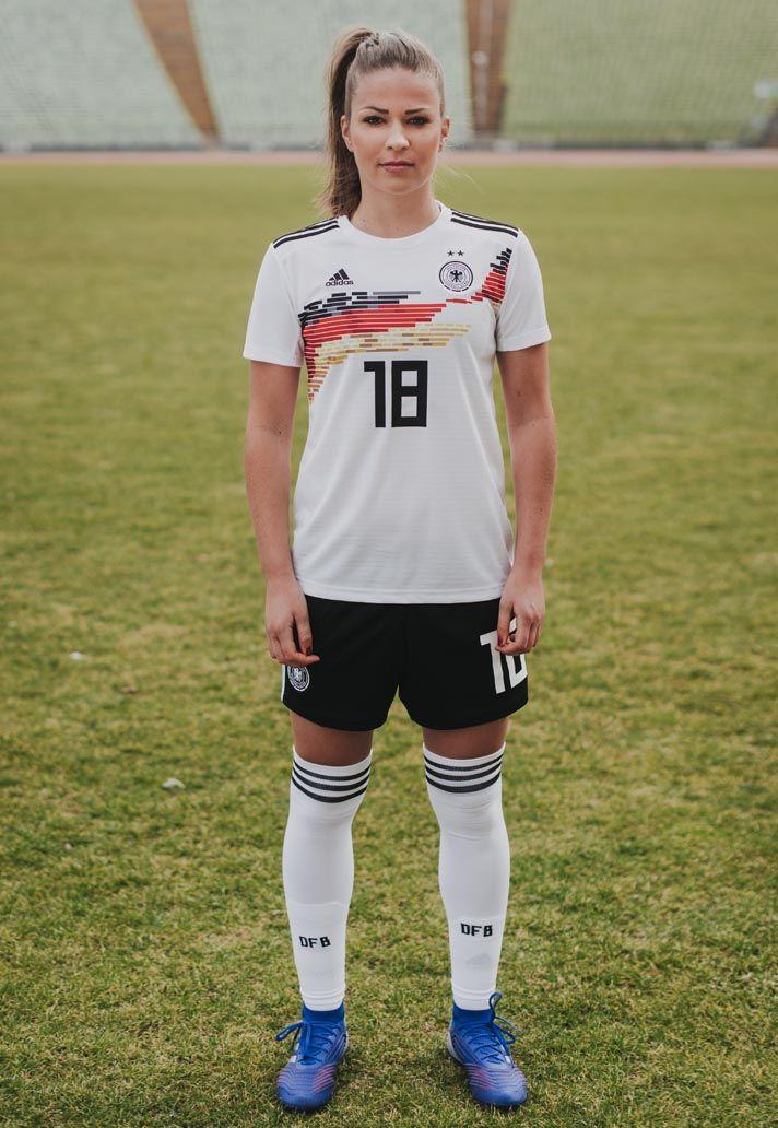 93558539b89 adidas Unveil Germany 2019 WWC Home Shirt - SoccerBible | Soccer ...