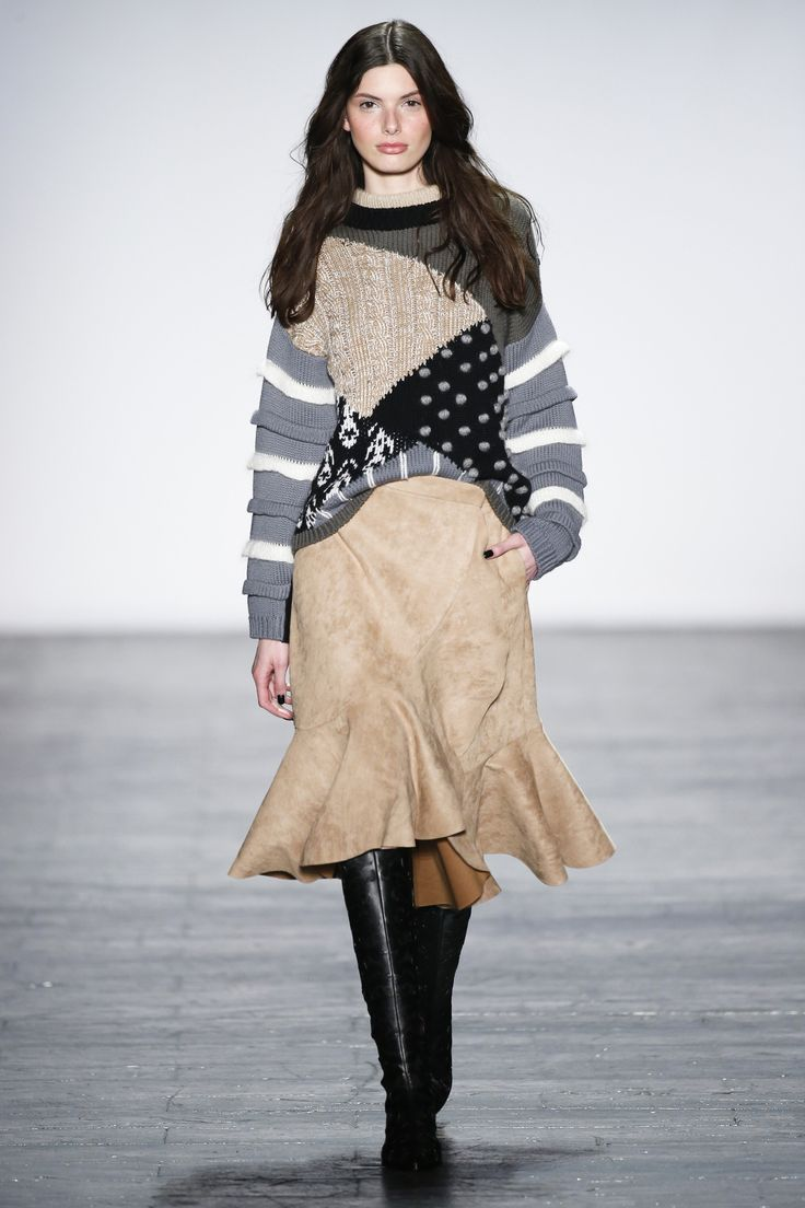 Vivienne Tam Fall 2016 Ready-to-Wear Fashion Show ...