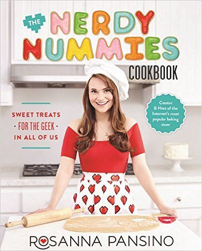 How exciting! Nerdy nummies cookbook!