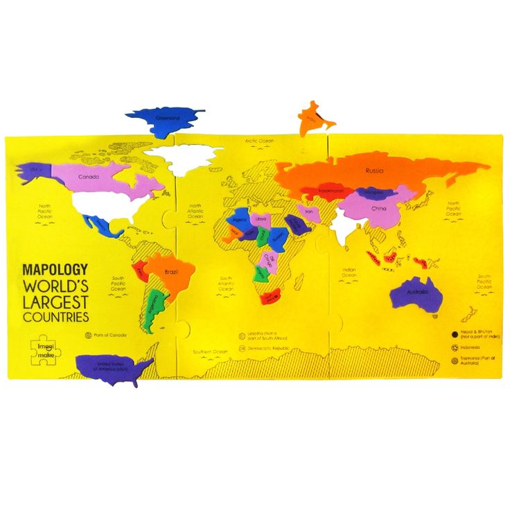 7 best mapology fun educational map puzzles images on pinterest world map puzzle top 25 countries of the world gumiabroncs Choice Image