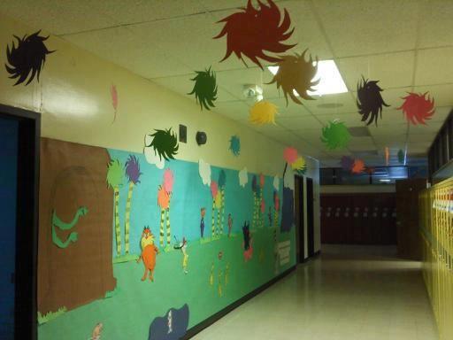 Lorax Classroom Decor : Best lorax images on pinterest classroom decor
