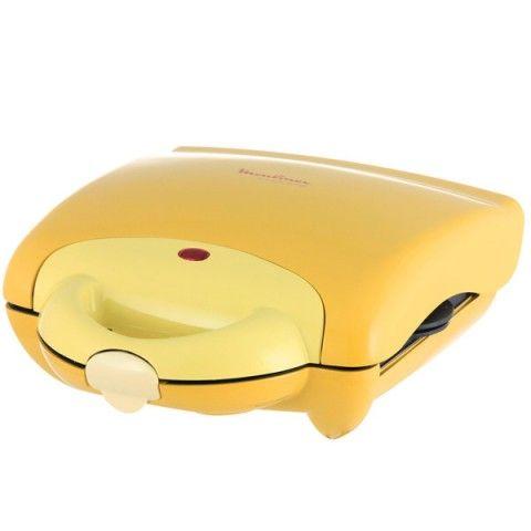 Сэндвич-тостер Moulinex SW280233 А ещё он умеет вафли! :)