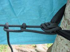 Hennessy Hammock Knot