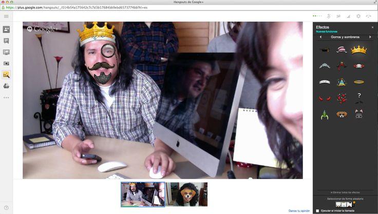 #Hangouts #Google para trabajar o para el desparche :D