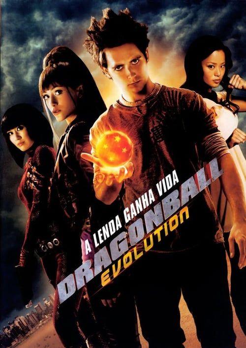 Watch Dragonball Evolution (2009) Full Movie Online Free