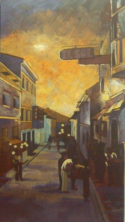 El Sol by Christine Joubert
