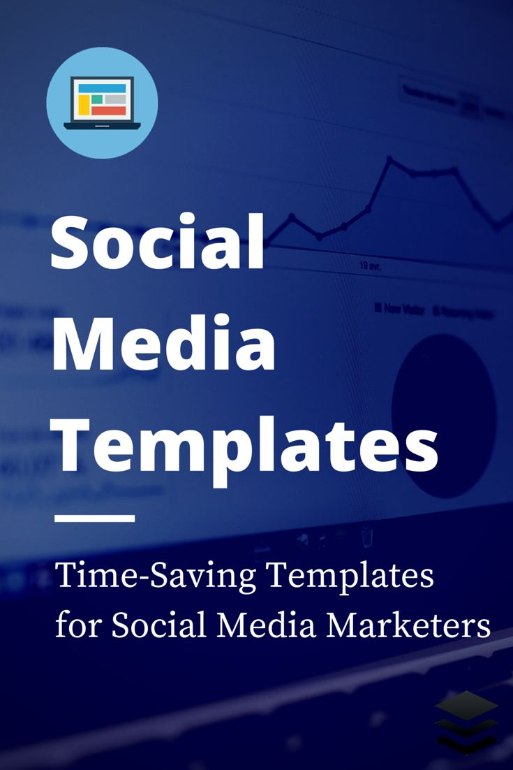 15 social media templates to save time and get organized. #ismarketing @bufferapp