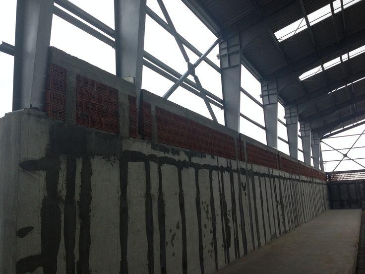 Hala metalica Sacalaz - Depozitare Cereale | duna-steel.ro