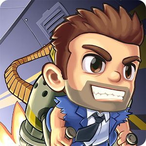 Jetpack Joyride is a fun game with simple gameplay. Players play Barry Steakfries adventure escaped from the laboratory of the evil scientist.