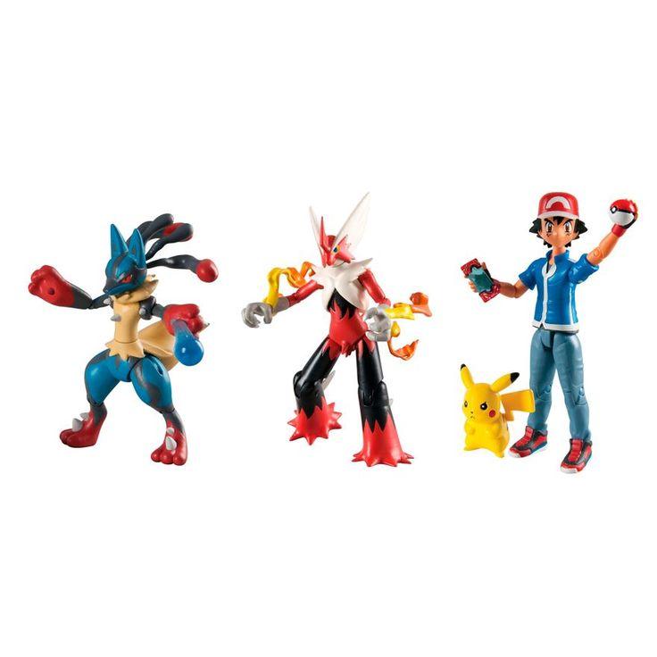 Pokémon Action Figures Assortment