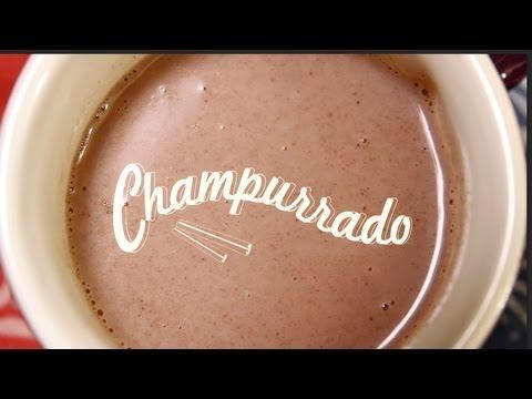 A thick, warm, chocolate-based drink from Mexico that's unlike any hot chocolate you've ever tasted.  Grab your molinillos, it's champurrado time!  FULL RECIPE BELOW.    New drink recipes air weekly, so make sure you subscribe to Tastemade for this and lots of other great new programming.    Video: High Beam - http://www.hitthehighbeam.com  Music:  B...