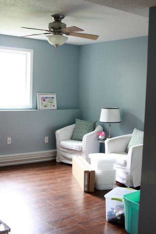 bedroom blue behr 39 s prelude colours behr paint colors. Black Bedroom Furniture Sets. Home Design Ideas