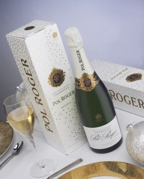 Pol Roger Champagne was served at the wedding of Will and Kate