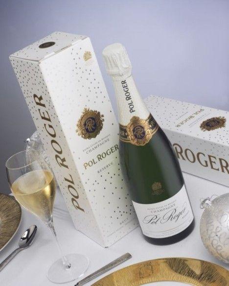 Pol Roger Champagne.. En av mina favoriter!
