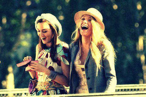 Blair & Serena: Gossipgirl, Fashion, Bestfriendss 3, Best Friends, Friends Forever, Xoxo Gossip, Gossip Girl Serena, People, Gossip Girls