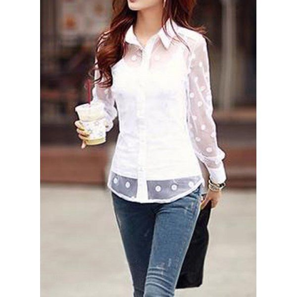26 best Tops images on Pinterest | Blouses for women, Chiffon ...