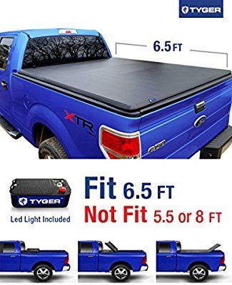 Tyger Auto TGBC3F1020 TRIFOLD Truck Bed