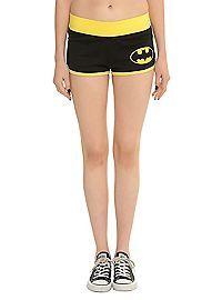 HOTTOPIC.COM - DC Comics Batman Lounge Shorts