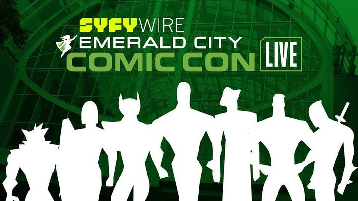 Stream live on the ongoing events at Emerald City Comic Con happening from March 1-4 from SYFY Wire.  More details do visit:  http://www.syfy.com/syfywire/heres-how-to-stream-emerald-city-comic-con  #comiccon #emeraldcitycomicon #comiccon2018 #syfy #syfywire #geeknews #geekentertainment #geekmedia #geekculture #comicsevent #popcultureevent #contentcurator #contentcuration #multiverse #multiverseproductionssg #multiverseproductions