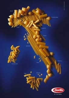 Barilla, only the best pasta brand ever.