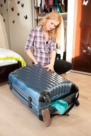 Bagpacking tips for your business trip