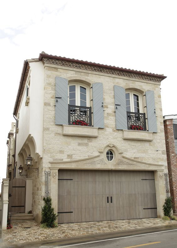 """In my searches, I could not find a """"French Provincial House"""" actually in France. That's when I learned that is an Americanized version of F..."""
