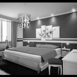 Black White And Gray Decor