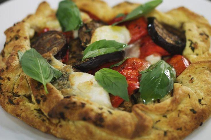 Sommige groenten zijn ideaal om te grillen. Met paprika's, courgettes…