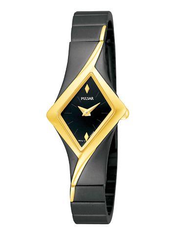 Schmuckcity24 - Fotogravuren auf Silber Gold Kettenanhänger | Marken Uhren | Schmuck-Pulsar Avantgarde Damen PEGE94X1