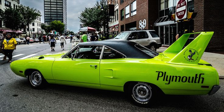 10 of the wildest car spoilers ever superbird plymouth