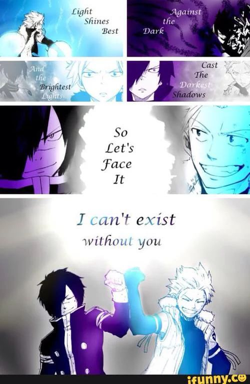 Sting and Rogue | Fairy Tail