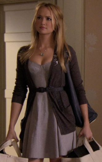 Found where to buy this outfit that was on Gossip Girl - Thanks @Curvio