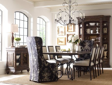 see kincaid solid wood artisan shoppe dining at hpmkt