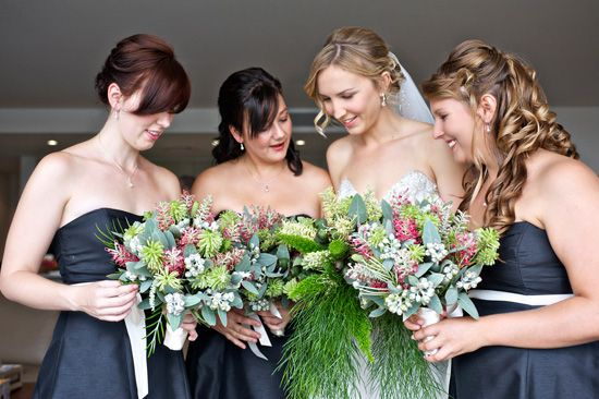 Beautiful Australian Native Flower bouquets