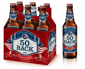 Tastes like Bud. 50% of profits go to charities for veterans and their families.