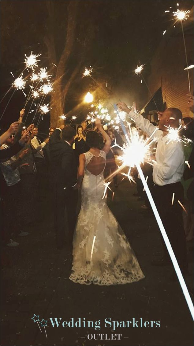 25 Best Ideas About Sparklers For Wedding On Pinterest