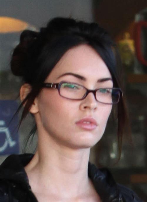 Farb-und Stilberatung mit www.farben-reich.com - megan fox in glasses | Megan Fox Fanclub: Megan Fox Wallpapers | Megan Fox Gallery