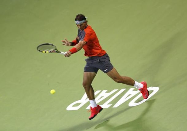 Nadal Avenges Wimbledon Loss to Rosol in Doha - Tennis Now