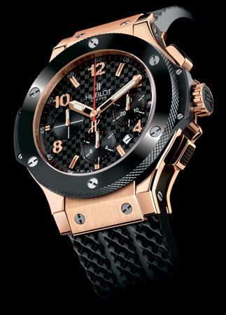 The Hublot Big Bang watch has been heavily featured in the media right across the world this week. Whilst the watch was officially released quite a while ago it seems to be only now that the watch is receiving the global attention it perhaps deserves. Over the past few days 4 major celebrities – The Dream (music producer), Usain Bolt (athlete), Lionel Richie (musician) and Alex Rodriquez (sportsman) have been photographed all wearing the Big Bang model watch.