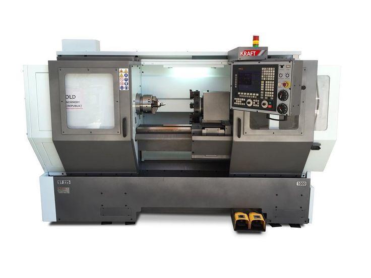 new in stock: CNC Drehmaschine - CNC KRAFT KT 180/750 №1124-100274 Baujahr 2017 get quote now!