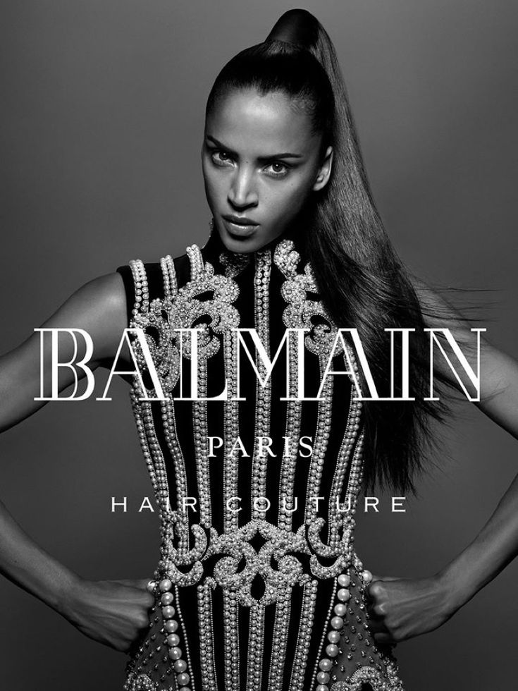 Noemie Lenoir @NoemieLenoirOff by Jean-Baptiste Mondino www.jeanbaptistemondino.com for Balmain Hair @balmainhair Fall 2016 #composition #motion