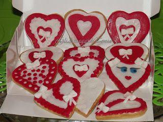 Gli assaggi di Tonia: Biscotti d'amore