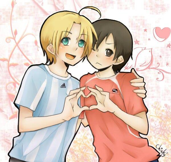 Argentinaxchile los qlos kawaiis-desu oc no :'v si te gusta el yaoisito ve mi cuenta la wea es hermoza ♥♡♥♡