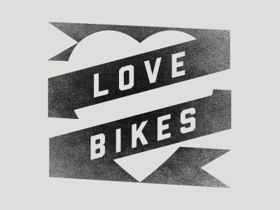 Loves Bikes: Heart Breakers, Bike Logos, Heart Shape, Logos Ideas, Bike Graphics, Branding, Bikes Logos, Logos Bike, Heart Feelings