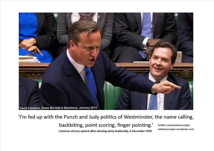 David Cameron ignoring Ed Miliband's questions at PMQ's is an affront to parliamentary democracy (video)