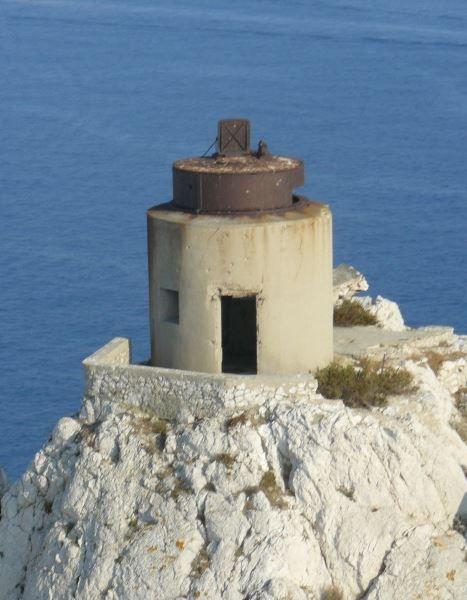 Ile Maïre - Poste de douane - Provence-Alpes-Côte d'Azur