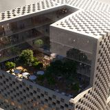 Snøhetta is making theirmark on Lebanese soil with theBanque Libano Francaise's newheadquarters in Beirut's Medawar District. Theywere recentlycommissioned to design the officebuildingupon winning a two-stageinternational compet...