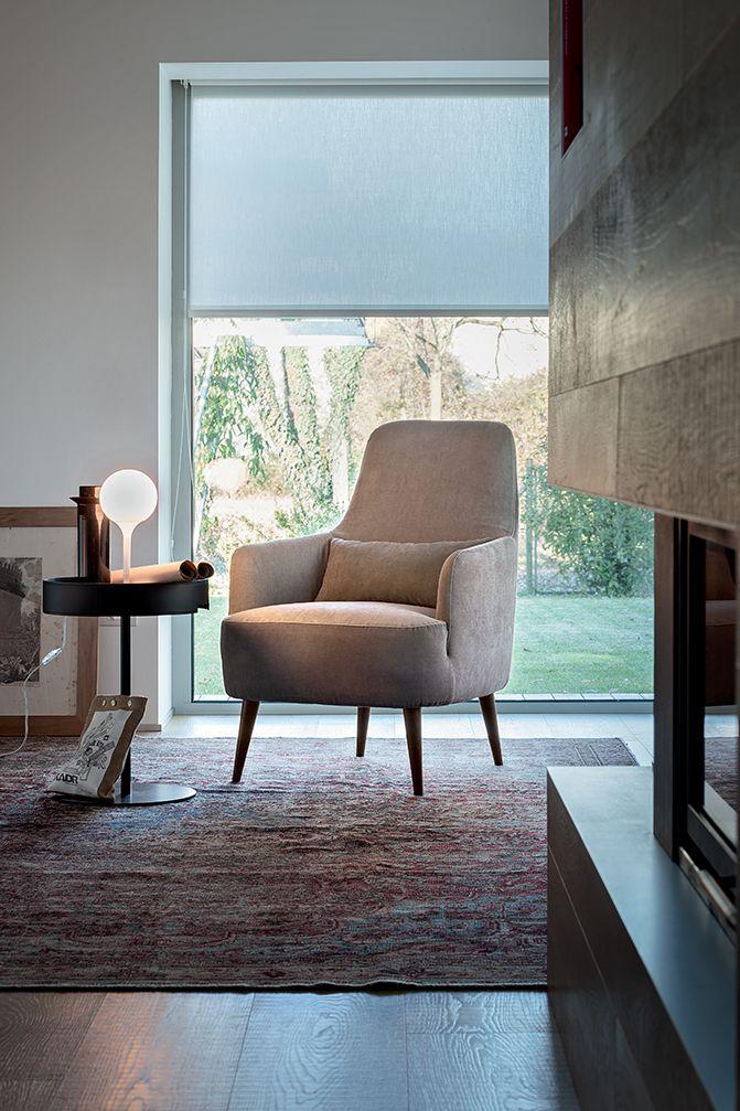 RAY Armchair By Ditre Italia Design Stefano Spessotto, Lorella Agnoletto
